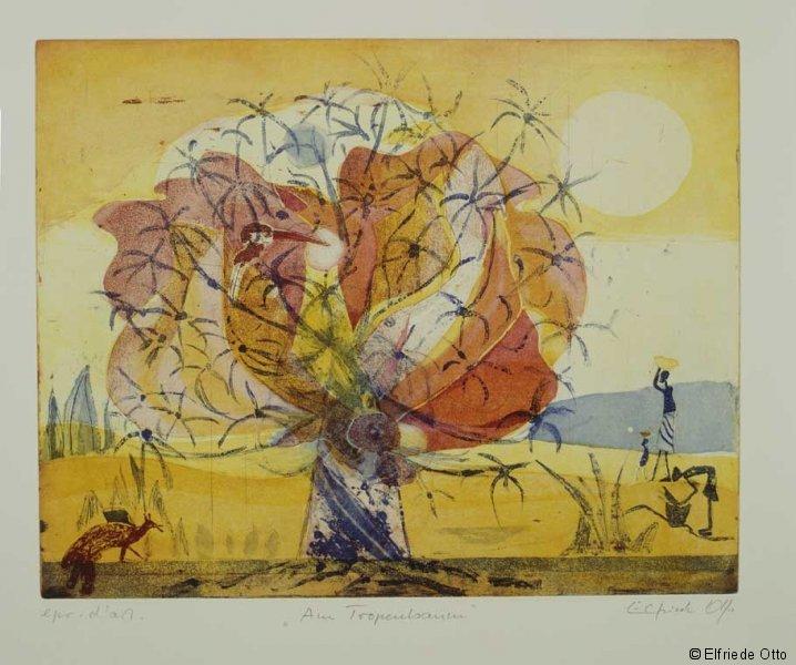 Am Tropenbaum